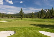 Lahontan Golf Club Hole 17