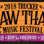 Truckee Craw Thaw Festival – April 27-28